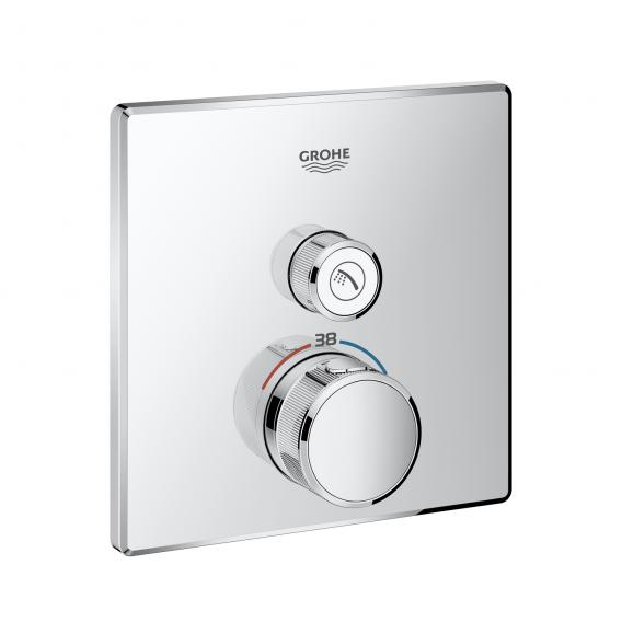 Grohe Grohtherm SmartControl Thermostat mit Absperrventil chrom