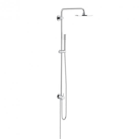 Grohe Rainshower System 210 Duschsystem mit Umstellung für die Wandmontage