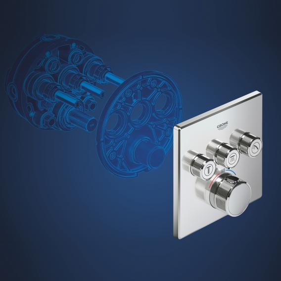 Grohe Rapido SmartBox Universal-Unterputz-Einbaukörper