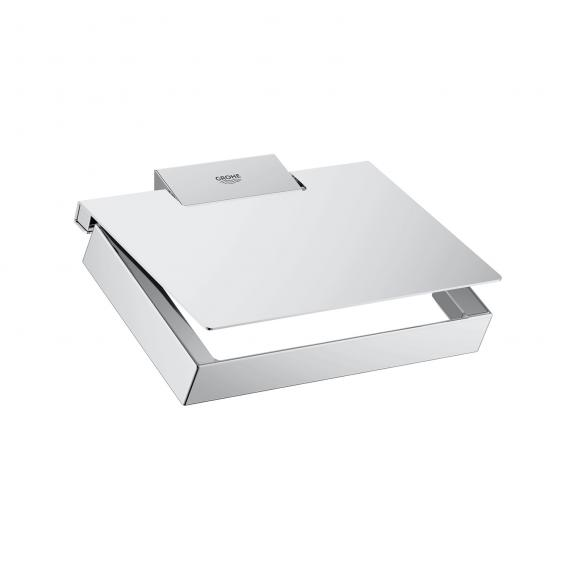 Grohe Selection Cube WC-Papierhalter mit Deckel