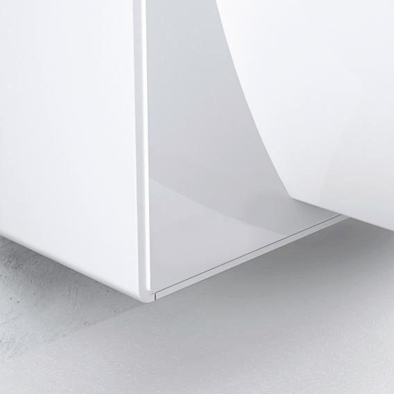 Grohe Sensia IGS Dusch-WC Komplettanlage für Unterputzspülkästen, Wandmontage weiß