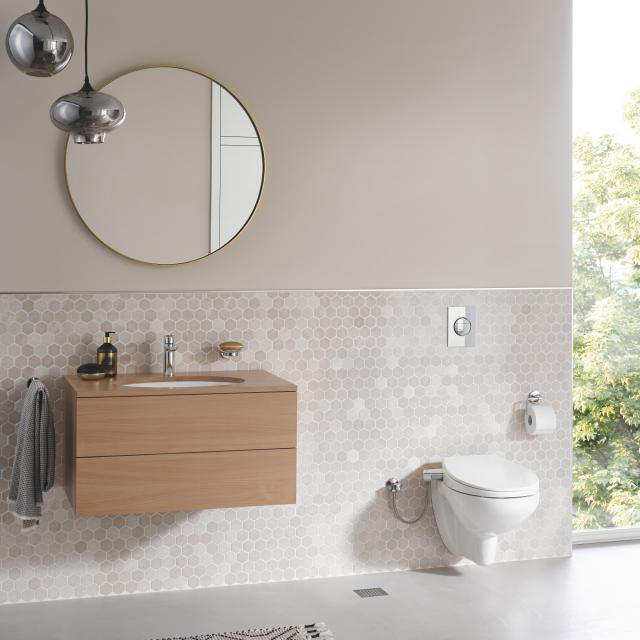 Grohe Bau Keramik Dusch-WC-Aufsatz 3-in-1 Set, mit WC-Sitz