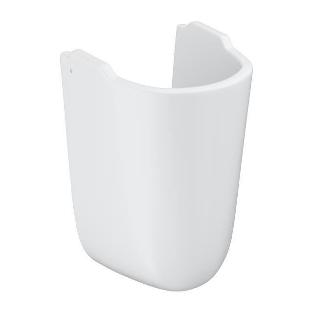 Grohe Bau Keramik Halbsäule, weiß