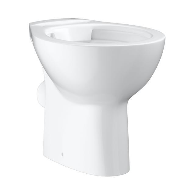 Grohe Bau Keramik Stand-Tiefspül-WC, weiß