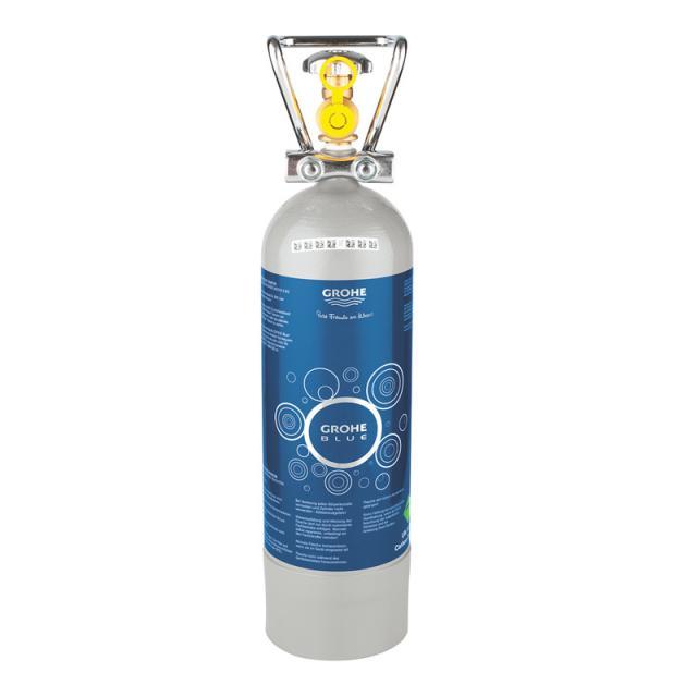 Grohe Blue Professional Starter CO2-Flasche, 2 Kilogramm