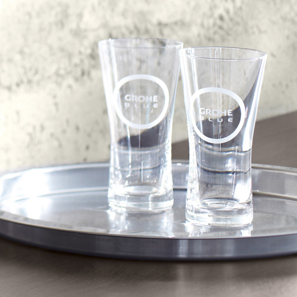 Grohe Blue Wassergläser, 6 Stück
