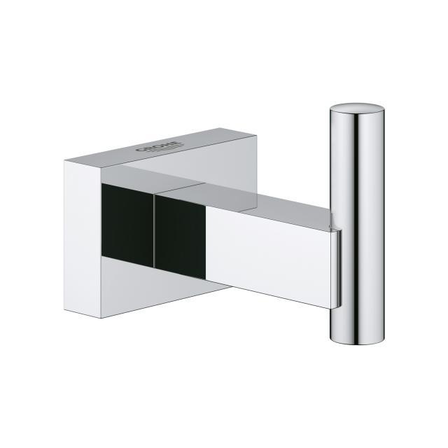 Grohe Essentials Cube Bademantelhaken chrom