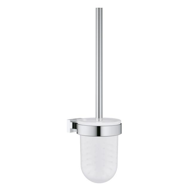 Grohe Essentials Cube Toilettenbürstengarnitur