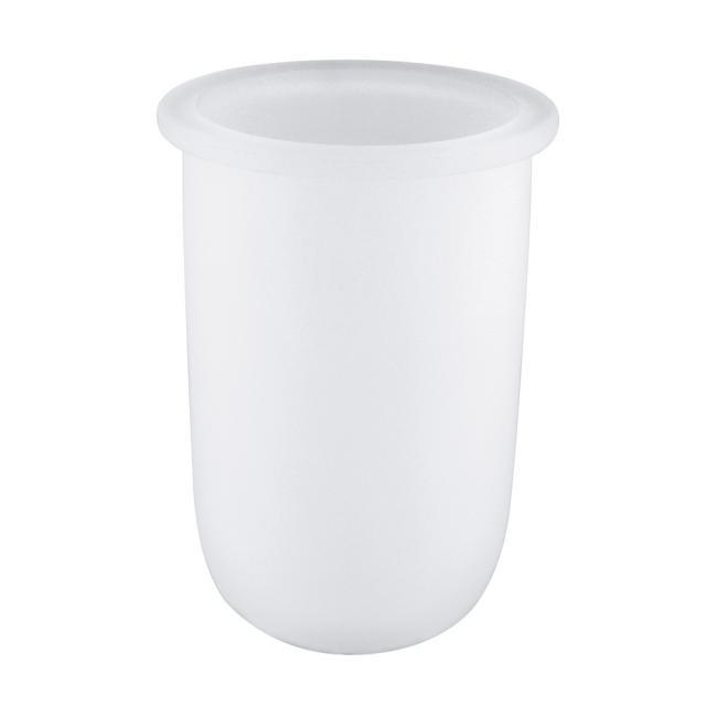 Grohe Essentials / Essentials Cube Ersatzglas für Toilettenbürstengarnitur