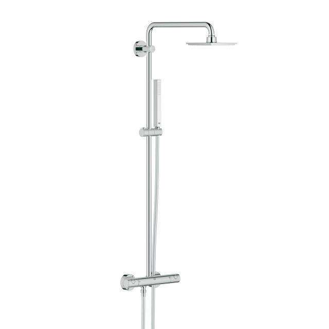 Grohe Euphoria System 150 Duschsystem mit Thermostatbatterie für die Wandmontage