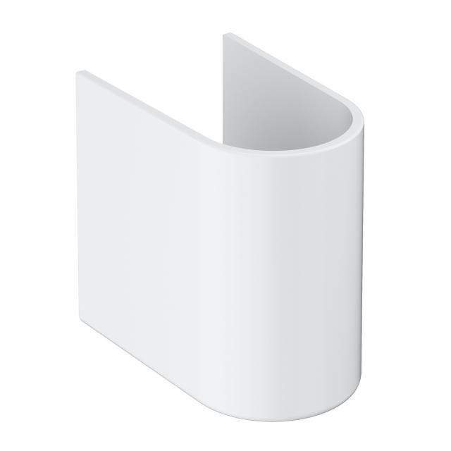 Grohe Euro Keramik Halbsäule, weiß