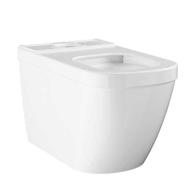 Grohe Euro Keramik Stand-Tiefspül-WC für Kombination weiß, mit PureGuard Hygieneoberfläche