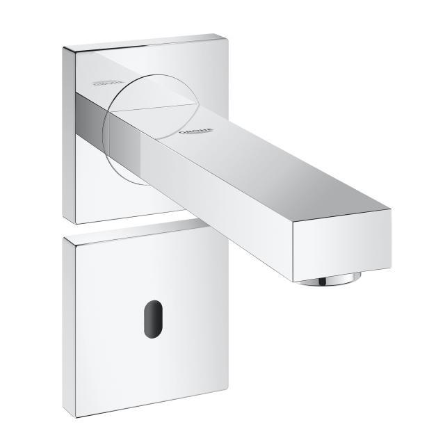 Grohe Eurocube E Infrarot-Wand-Waschtischarmatur, ohne Temperaturregulierung