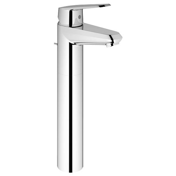 Grohe Eurodisc Cosmopolitan Einhand-Waschtischbatterie, für freistehende Waschschüsseln, XL-Size mit Ablaufgarnitur