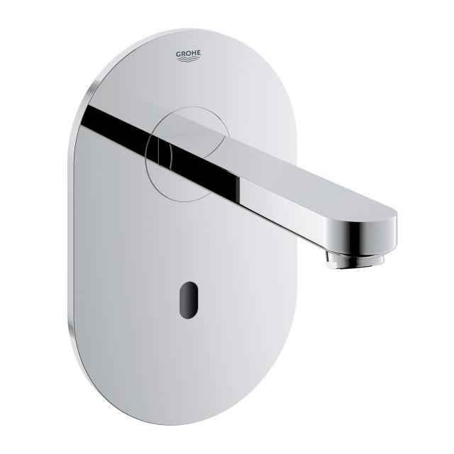 Grohe Eurosmart CE Bluetooth Infrarot-Wand-Waschtischarmatur, ohne Temperaturregulierung