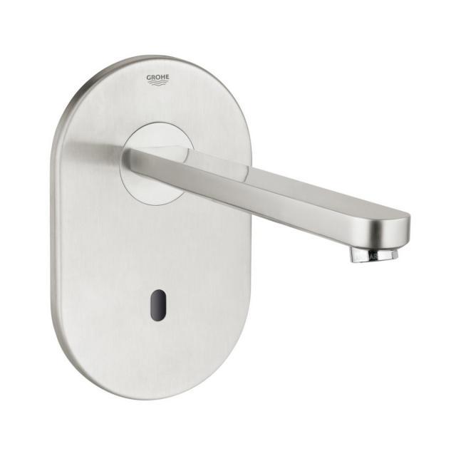 Grohe Eurosmart CE Infrarot-Wand-Waschtischarmatur, ohne Temperaturregulierung Ausladung: 230 mm