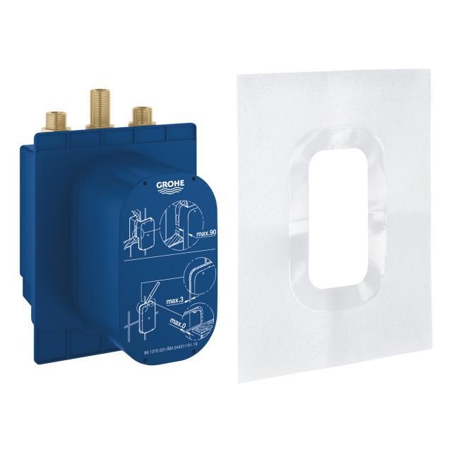 Grohe Eurosmart Cosmopilitan E Unterputzkörper, für Brause mit verdeckter thermostatischer Mischeinrichtung batteriebetrieben