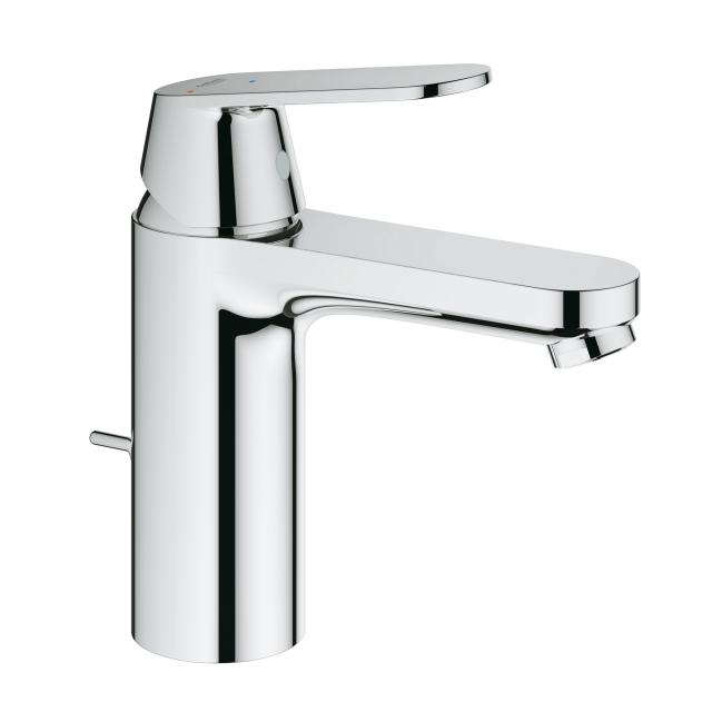 Grohe Eurosmart Cosmopolitan Einhand-Waschtischbatterie, ES-Funktion, M-Size mit Ablaufgarnitur