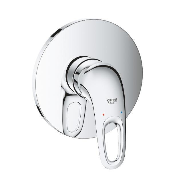 Grohe Eurostyle Einhand-Brausebatterie für Rapido SmartBox chrom