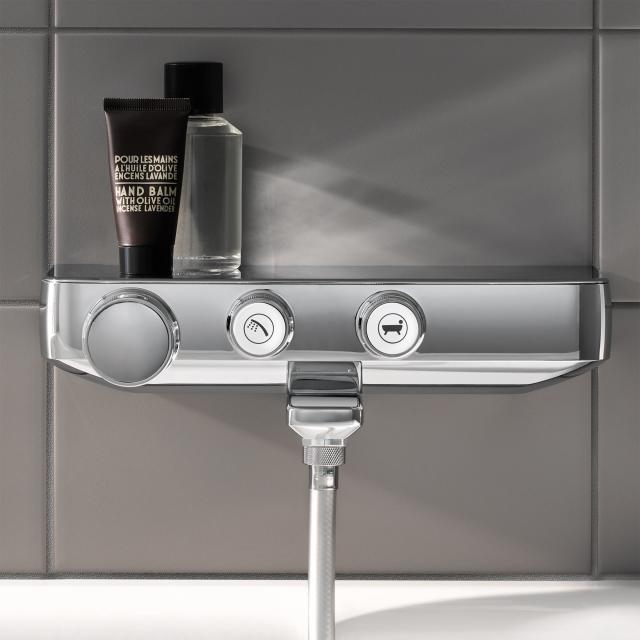 Grohe Grohtherm SmartControl Thermostat-Wannenbatterie