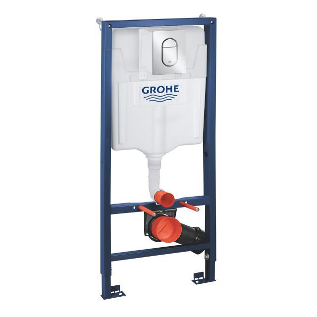 Grohe Rapid SL 3-in-1 SET Montageelement für WC und Arena Cosmopolitan S Abdeckplatte
