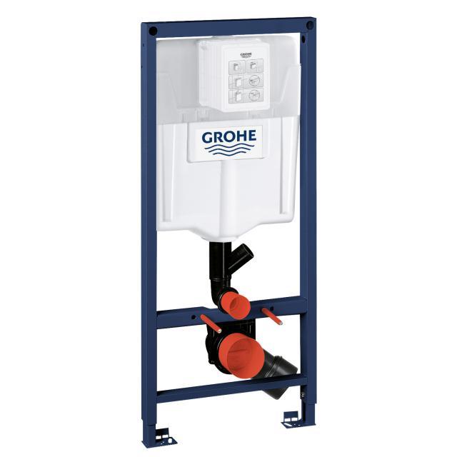 Grohe Rapid SL Montageelement für Wand-WC, H: 113 cm, Spülkasten GD 2, für Geruchsabsaugung