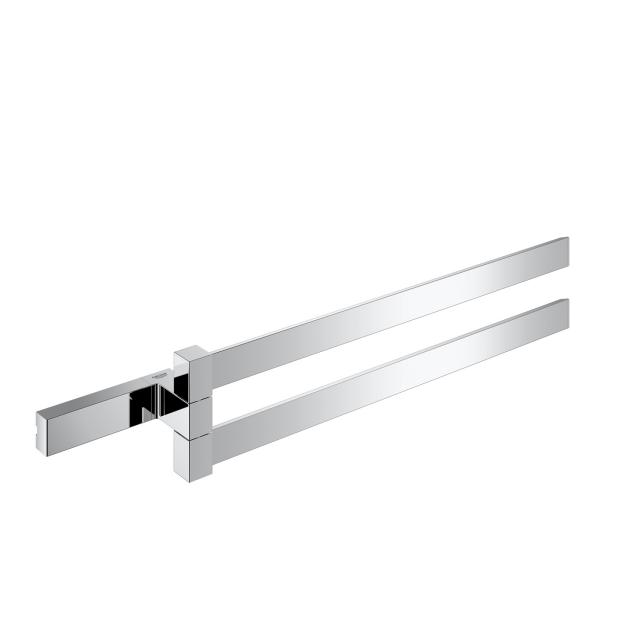 Grohe Selection Cube Doppel-Handtuchhalter