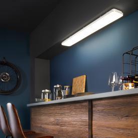 Fischer & Honsel Aldo LED Deckenleuchte mit Dimmer