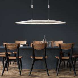 Fischer & Honsel Colmar LED Pendelleuchte mit Dimmer und CCT