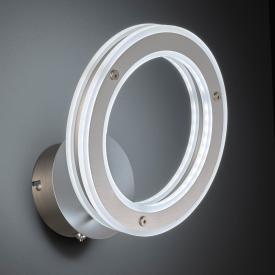 Fischer & Honsel Kreis LED Wandleuchte mit CCT und Dimmer