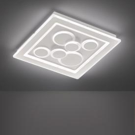 Fischer & Honsel Ratio LED Deckenleuchte mit Dimmer und CCT