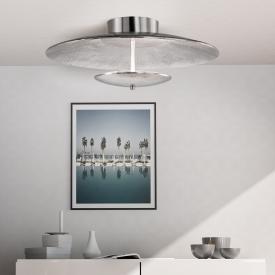 Fischer & Honsel Rennes LED Deckenleuchte mit CCT und Dimmer, rund