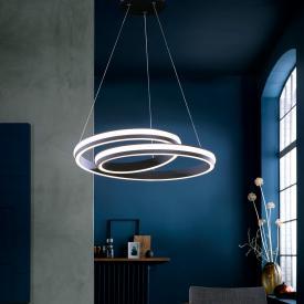 FISCHER & HONSEL Spiral LED Pendelleuchte mit Dimmer