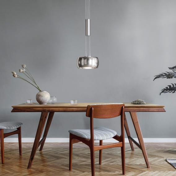 Fischer & Honsel Colette LED Pendelleuchte mit Dimmer, 1-flammig