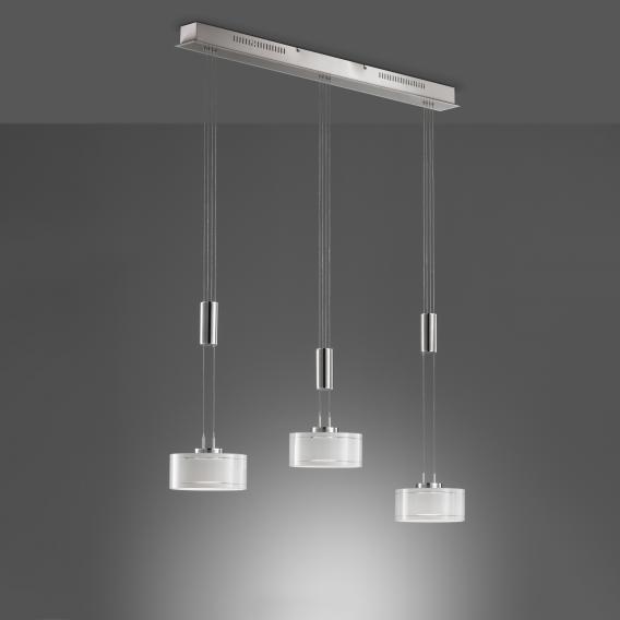 Fischer & Honsel Lavin LED Pendelleuchte, 3-flammig
