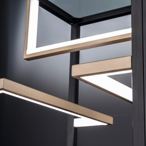 Fischer & Honsel Square LED Bodenleuchte