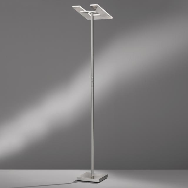 FISCHER & HONSEL T-Inlia LED Stehleuchte mit Dimmer und CCT