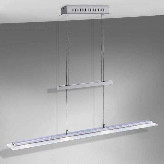 FISCHER & HONSEL T-Tenso RGBW LED Pendelleuchte mit Dimmer