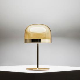 FontanaArte Equatore LED Tischleuchte mit Dimmer, klein