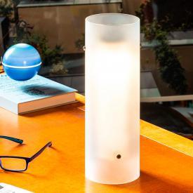 FontanaArte Iasospesa LED Tischleuchte mit Dimmer