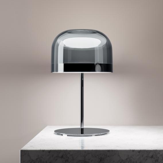 FontanaArte Equatore LED Tischleuchte mit Dimmer