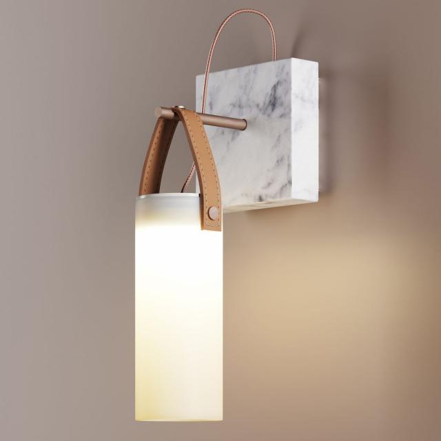 FontanaArte Galerie LED Wandleuchte
