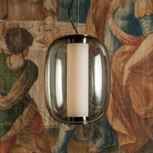 FontanaArte Meridiano LED Pendelleuchte mit Dimmer