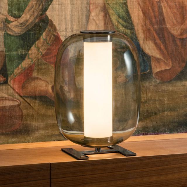 FontanaArte Meridiano LED Tischleuchte mit Dimmer