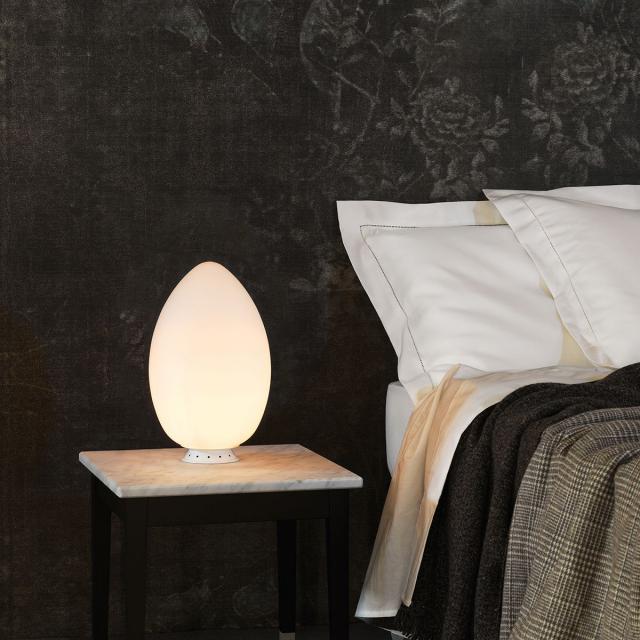 FontanaArte Uovo LED Tischleuchte