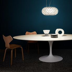 FOSCARINI Caboche Plus media MyLight Tunable White LED Pendelleuchte mit Dimmer