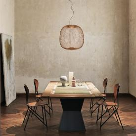 Foscarini Spokes 2 MyLight LED Pendelleuchte mit Dimmer