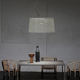 Foscarini Twice as Twiggy Grid LED Pendelleuchte