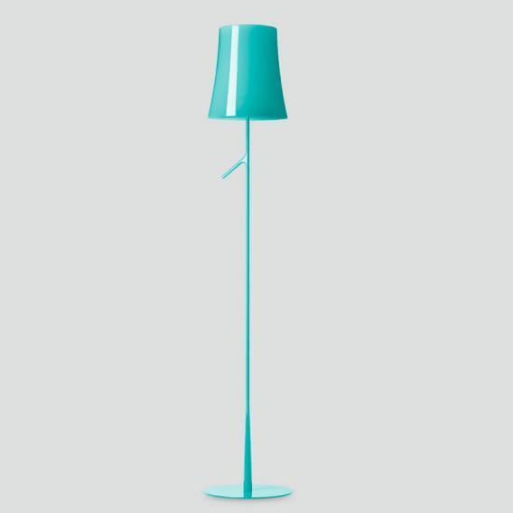 Foscarini Birdie lettura LED Stehleuchte mit Dimmer