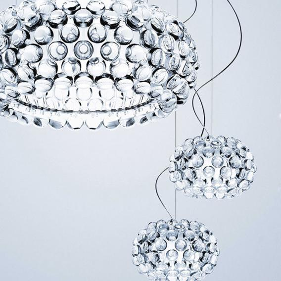 Foscarini Caboche media MyLight LED Pendelleuchte mit Dimmer
